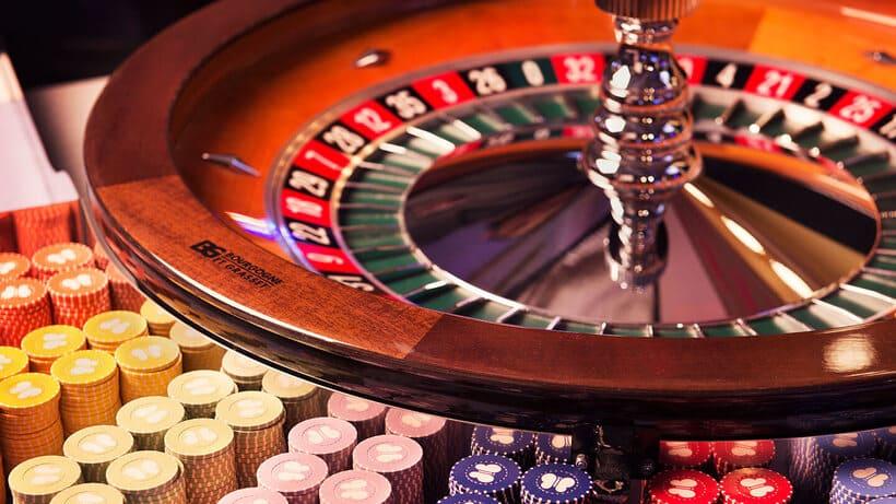 Spela roulette online